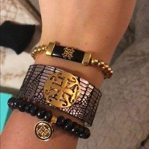 Rustic cuff bracelets